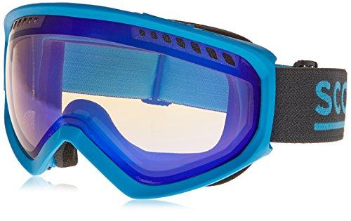 Scott Us Faze Ski Goggles Iron Grey Blue Illuminator